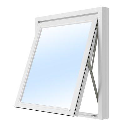 Vridfönster - 3-glas - Aluminium - U-värde: 1,1