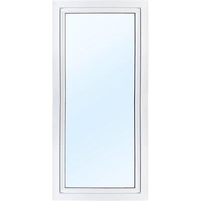 Fönsterdörr 3-glas - Utåtgående - PVC - U-värde 0,96