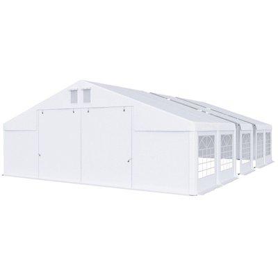 Partytält i PVC - 8 x 26 m