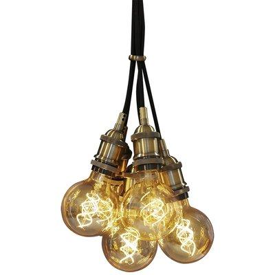 Lamphållare med kabel