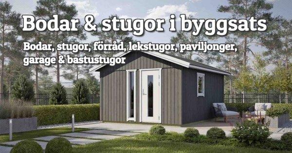 Stugor & Friggebodar