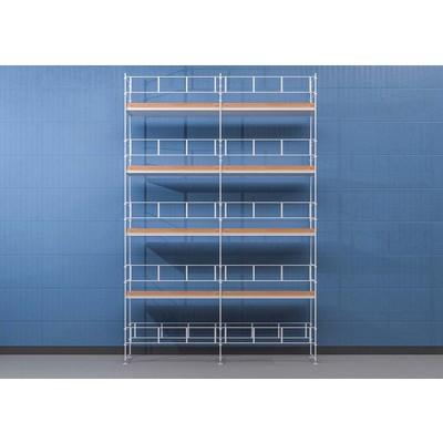 Byggnadsställning Ram 6x10 m - Stål