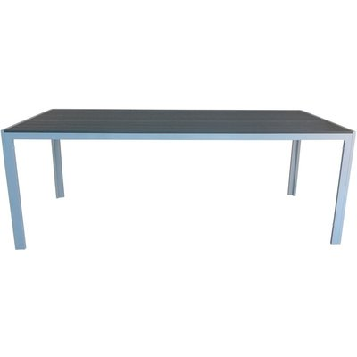 Ervalla Matbord – Vit/grå