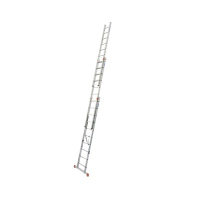 Multifunktionell stege - 3x10 stegs med trappfunktion