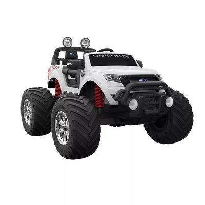 Elbil för barn Ford Ranger MT - vit