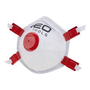Andningsskydd / munskydd FFP3 Filtermask med ventil