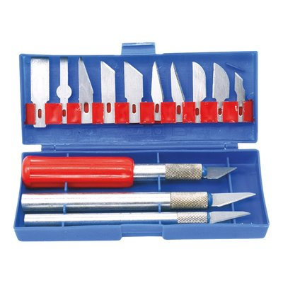 Precisionsknivar, 16 delar