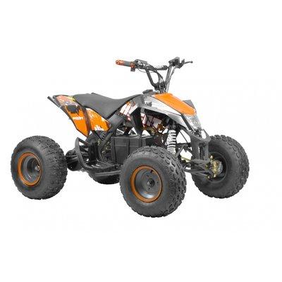 Eldriven ATV - Lance - Svart
