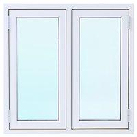 3-glas aluminiumfönster utåtgående - 2-Luft - U-värde 1,1