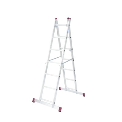 Multifunktionell stege - 2x7 stegs