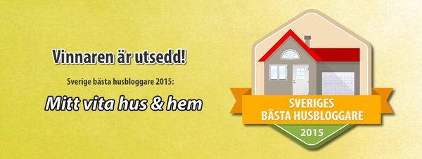 Sveriges bästa husbloggare