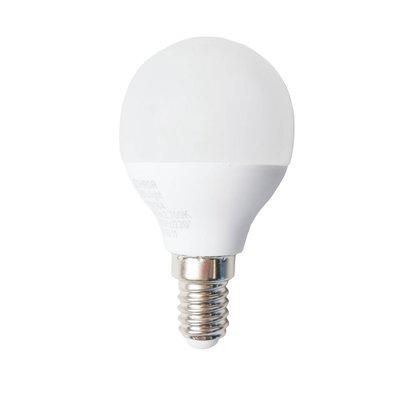 LED lampa G45 470lm E14 2700K