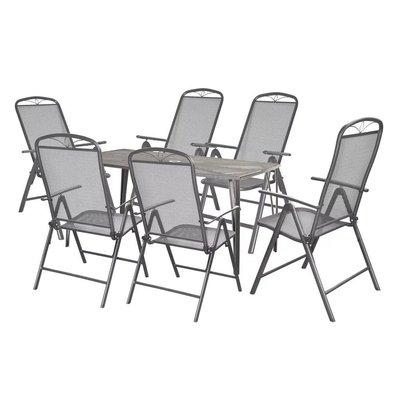 Matgrupp Navassa - 6 stolar