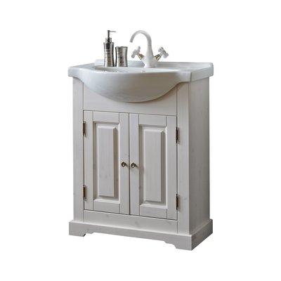 Tvättställsskåp Romantic FSC 862 - 65 cm