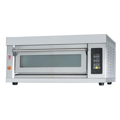 Pizzaugn för 2 pizzor - 6,6 kW