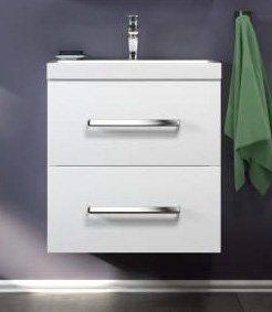 Tvättställsskåp Loreto, med tvättställ