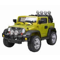 Eldriven Jeep för barn