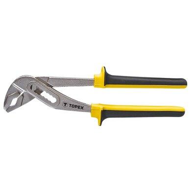 Polygriptång, 250 mm (gul-svart)