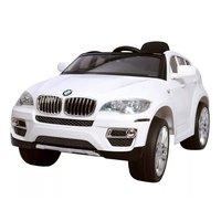 Elbil för barn BMW X6 - vit