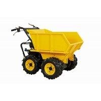 Minidumper med hjul - 500 kg