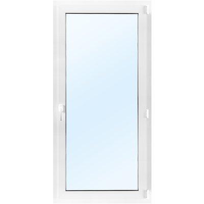 Fönsterdörr 2-glas - Inåtgående - PVC