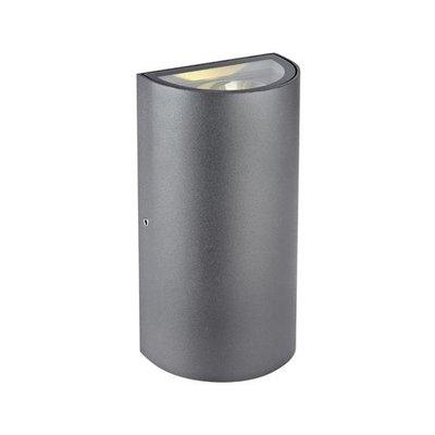 Libby Vägglampa 2 - Mörkgrå